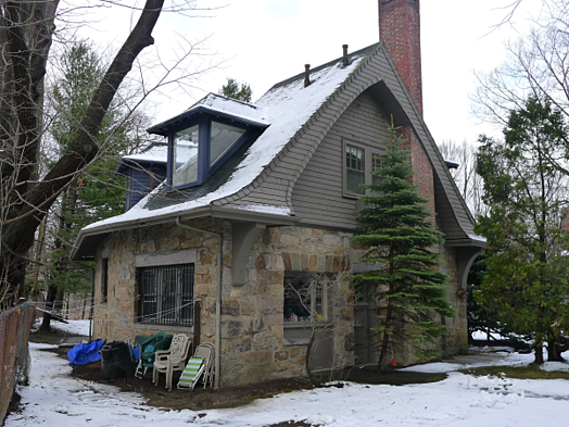 Renovation of an historic carriage house for Carriage homes