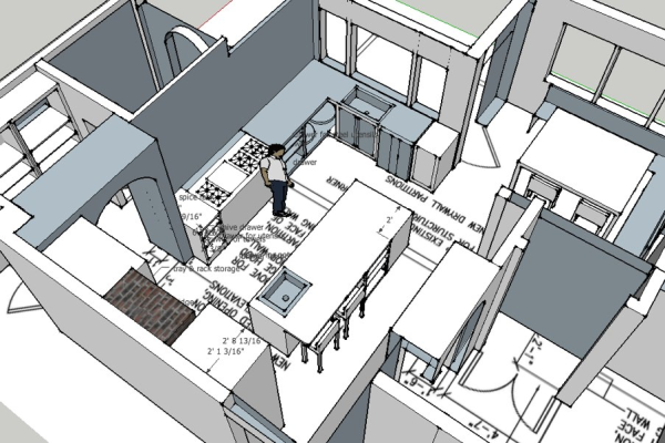 Case study: Planning a Kitchen Renovation