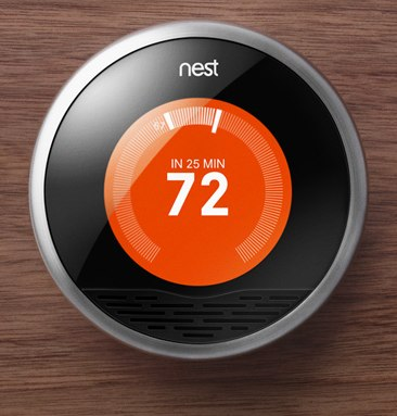 Nest   The Learning Thermostat   Living With Nest resized 600