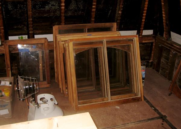 historic window restoration MA