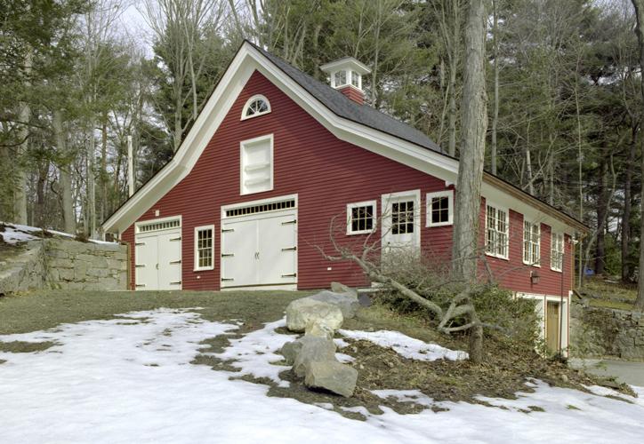 Barn Restoration Exterior