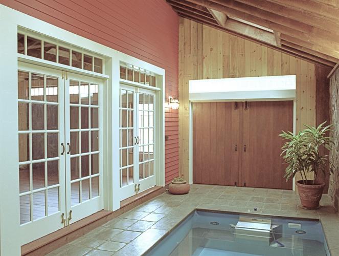 Barn Restoration Pool