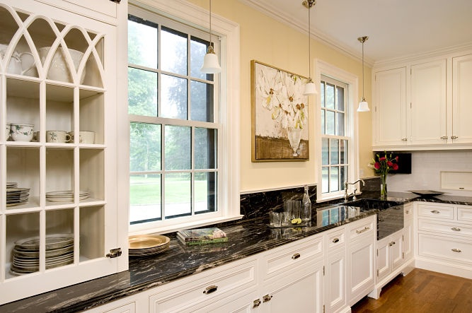Colonial Revival Kitchen